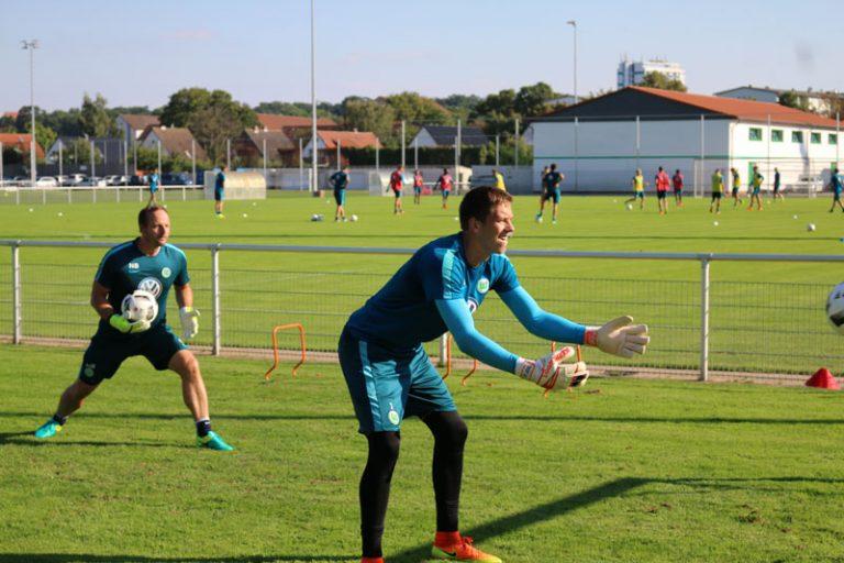 Training VFL Wolfsburg